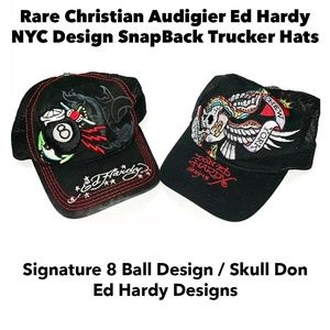 Christian Audigier Ed Hardy Hat